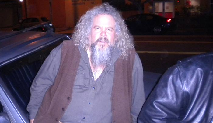 Mark Boone - Stage Raw Theater Reviews