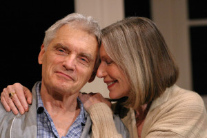 "The breathtaking David Selby with Susan Sullivan in ""A Delicate Balance"" (Photo: Enci Box)"