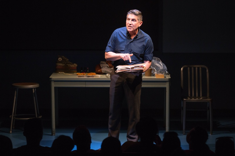 2 James Lecesne as Chuck in The Absolute Brightness of Leonard Pelkey - Photo by Matthew Murphy copy
