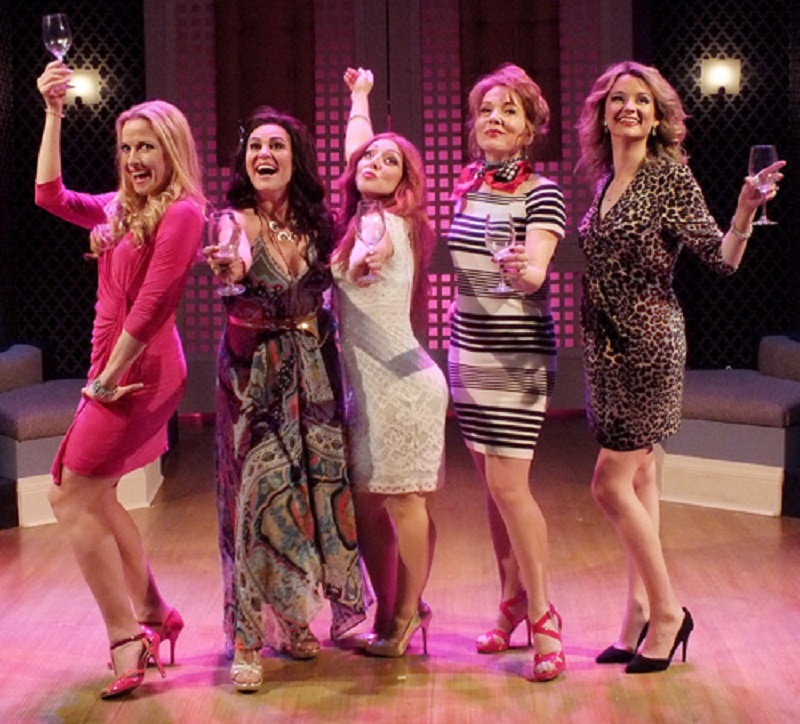 The Real Housewives Of Toluca Lake The Musical Stage Raw Arts