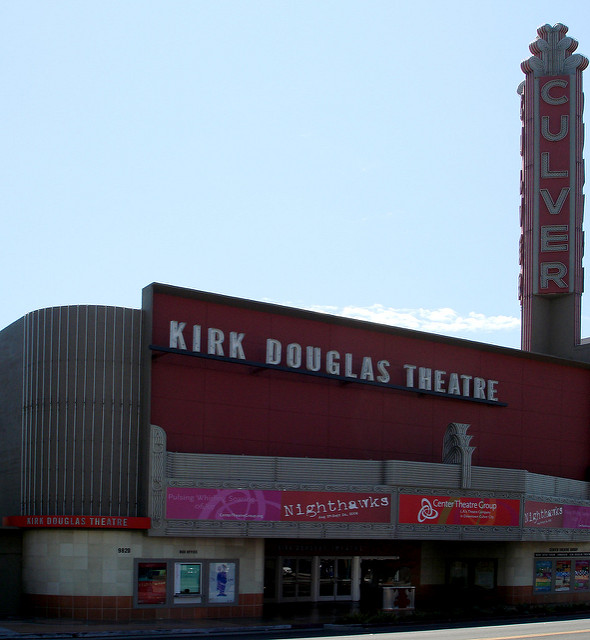 Kirk Douglas Theater  (photo from Creative Commons)