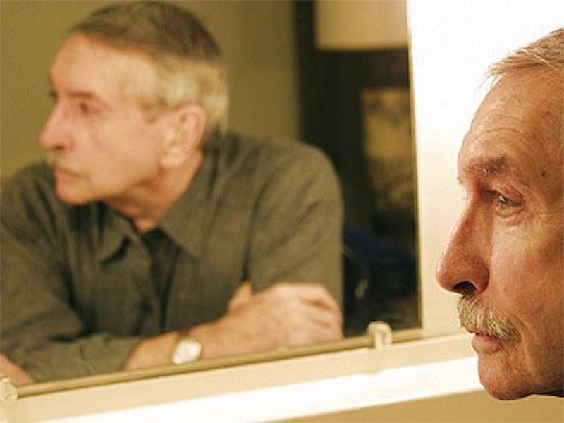 Edward Albee in 2007. Photo by Meg Henson